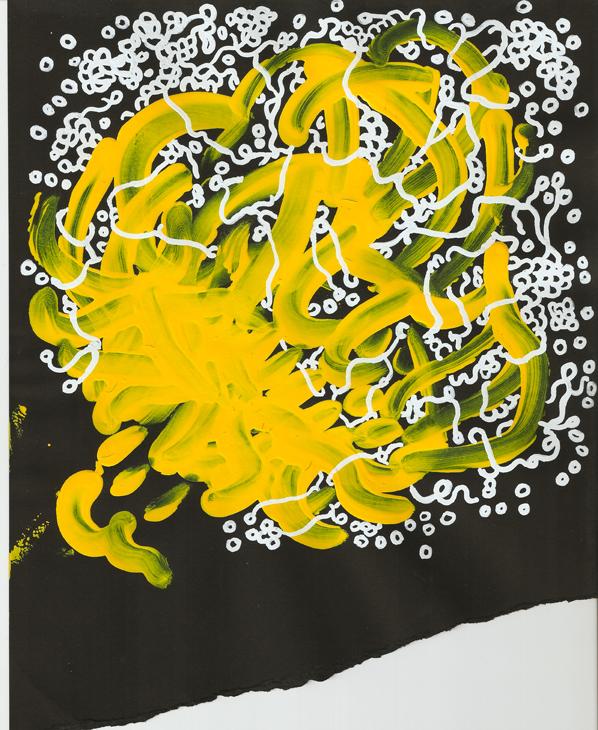Amarelo original